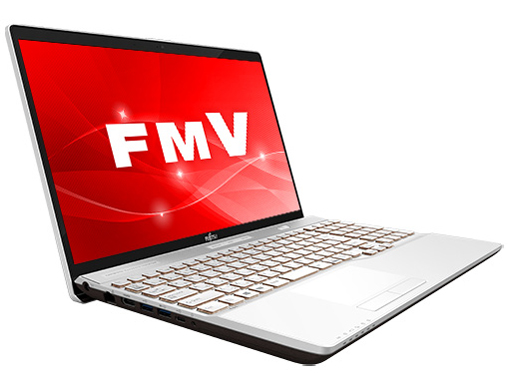 FMV LIFEBOOK AHシリーズ WA3/C2 KC_WA3C2 Core i7・メモリ32GB・SSD 512GB+HDD 1TB・Blu-ray・Office搭載モデル