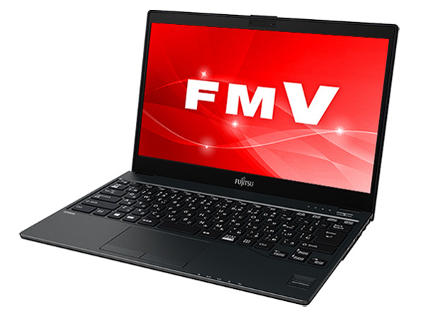 FMV LIFEBOOK UHシリーズ WU2/C2 KC_WU2C2 Core i7・メモリ20GB・SSD 512GB・Office