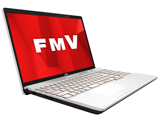 FMV LIFEBOOK AHシリーズ WA3/D1 KC_WA3D1 Core i7・メモリ8GB・HDD 1TB・Office搭載モデル