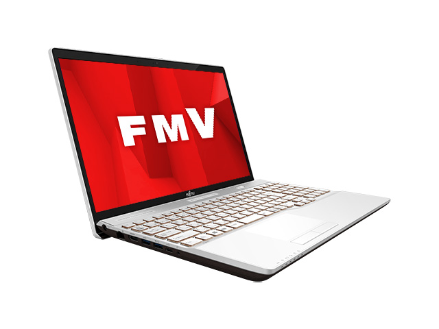 FMV LIFEBOOK AHシリーズ WA3/D1 KC_WA3D1 Core i7・メモリ16GB・SSD 512GB+HDD 1TB・Blu-ray・Office