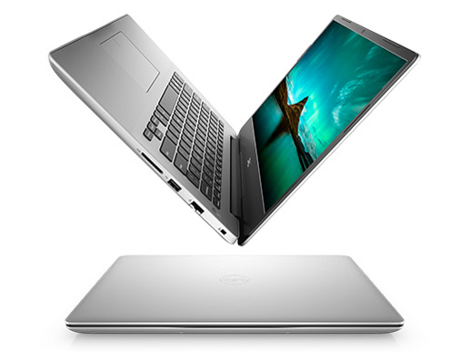Inspiron 14 5000 プラチナ Core i7 8565U・8GBメモリ・128GB SSD+1TB HDD・GeForce MX250