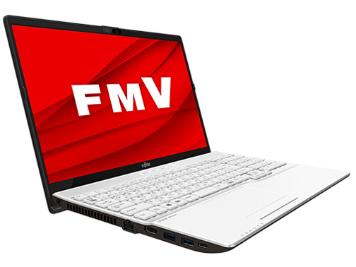 FMV LIFEBOOK AHシリーズ WA1/D3 KC_WA1D3 Core i7・メモリ16GB・SSD 512GB+HDD 1TB・Blu-ray・Office