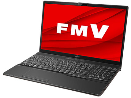 FMV LIFEBOOK AHシリーズ WA3/E2 KC_WA3E2 Core i7・メモリ16GB・SSD 256GB+HDD 1TB・Office搭載モデル