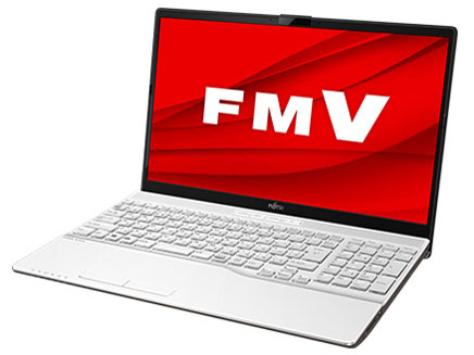 FMV LIFEBOOK AHシリーズ WA3/E2 KC_WA3E2 Core i7・メモリ8GB・SSD 256GB+HDD 1TB・Blu-ray搭載モデル