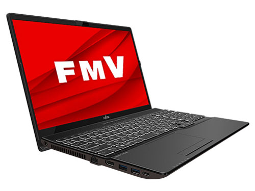 FMV LIFEBOOK AHシリーズ WA3/E3 KC_WA3E3 Core i7・メモリ8GB・SSD 256GB+HDD 1TB・Office搭載モデル