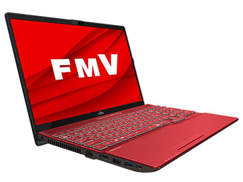 FMV LIFEBOOK AHシリーズ WA3/E3 KC_WA3E3_A08 Core i7・メモリ16GB・SSD 256GB+HDD 1TB・Blu-ray・Office搭載モデル