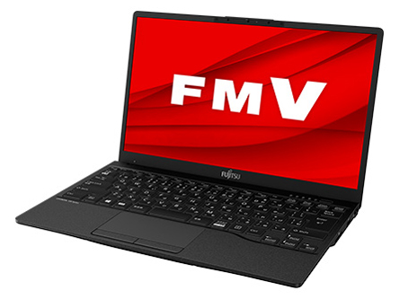 FMV LIFEBOOK UHシリーズ WUB/F1 KC_WUBF1 Windows 10 Pro・Ryzen7・SSD 256GB搭載モデル