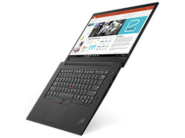 ThinkPad X1 Extreme フルHD液晶・Core i5・8GBメモリー・256GB SSD・NVIDIA GeForce GTX 1050Ti搭載 パフォーマンス 20MFCTO1WW