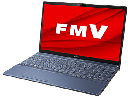 FMV LIFEBOOK AHシリーズ WA3/E2 KC_WA3E2_A019 Core i7・メモリ16GB・HDD 1TB・Blu-ray・Office搭載モデル
