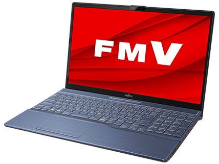 FMV LIFEBOOK AHシリーズ WA3/E2 KC_WA3E2_A030 Core i7・メモリ32GB・SSD 512GB+HDD 1TB・Blu-ray・Office搭載モデル