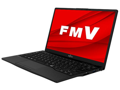 FMV LIFEBOOK UHシリーズ WU-X/E3 KC_WUXE3_A054 Windows 10 Pro・Core i7・メモリ32GB・SSD 256GB・Office搭載モデル