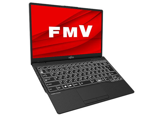 FMV LIFEBOOK UHシリーズ WU2/E3 KC_WU2E3_A171 Windows 10 Pro・大容量バッテリ・Core i7・メモリ16GB・SSD 256GB搭載モデル