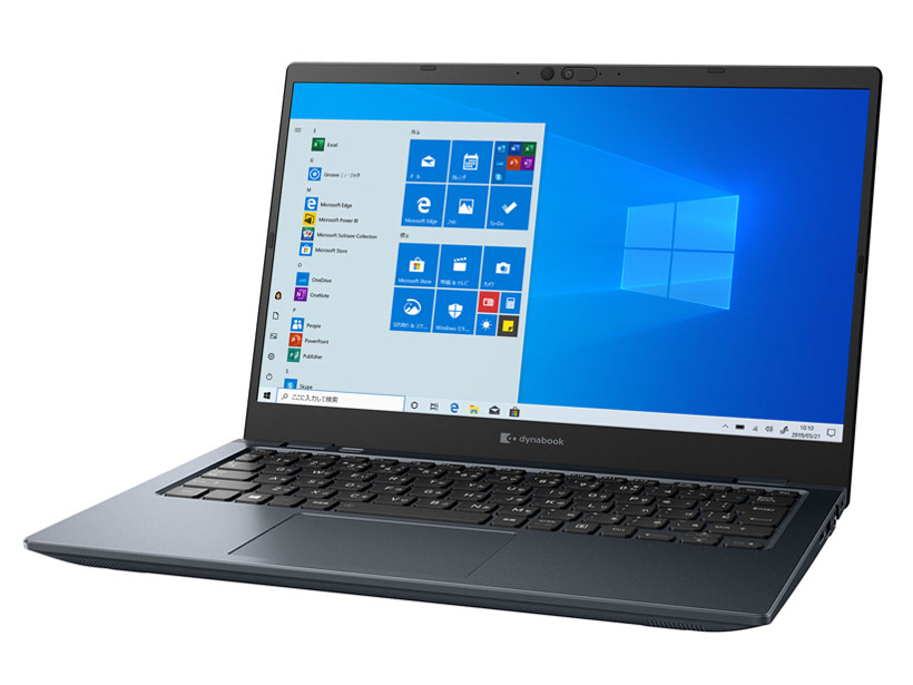 dynabook GZ/HPL 価格.com限定 W6GHP3CZBL-K 13.3型フルHD Core i3 1115G4 256GB_SSD Officeなし