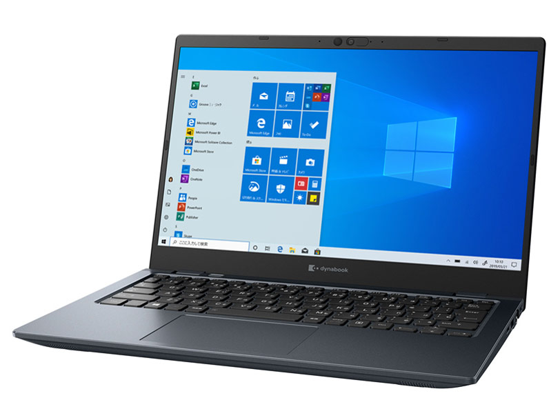 dynabook GZ/HRL 価格.com限定 W6GZ83RRLG-K 13.3型フルHD Core i7 1165G7 256GB_SSD Officeなし