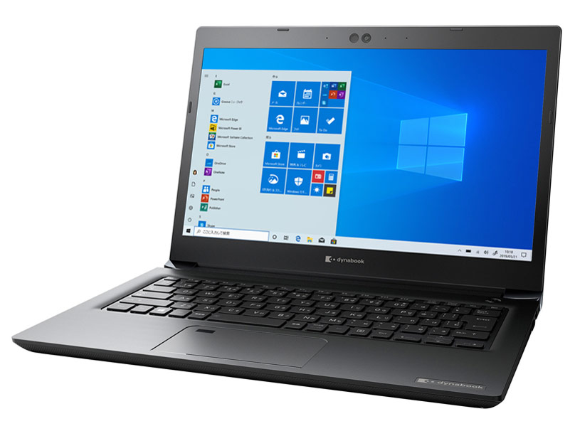 dynabook SZ/LPB 価格.com限定 W6SLP3CZAB-K 13.3型フルHD Core i3 1115G4 256GB_SSD Officeなし