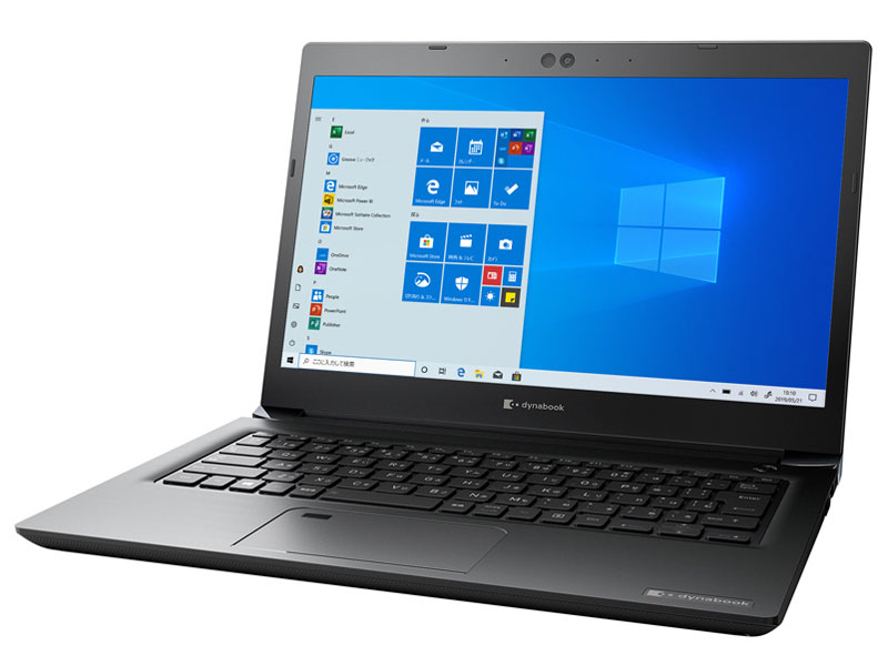 dynabook SZ/LPB W6SLP3CZBB 13.3型HD Core i3 1115G4 256GB_SSD Officeなし
