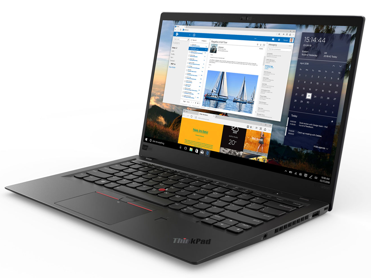 ThinkPad X1 Carbon 20KH004UJP