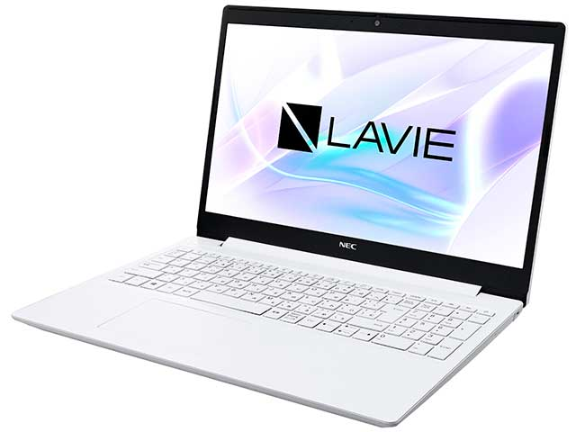 LAVIE Direct NS Core i3・1TB HDD・8GBメモリ・Office Home&Business 2019搭載 NSLKB892NSHH1W