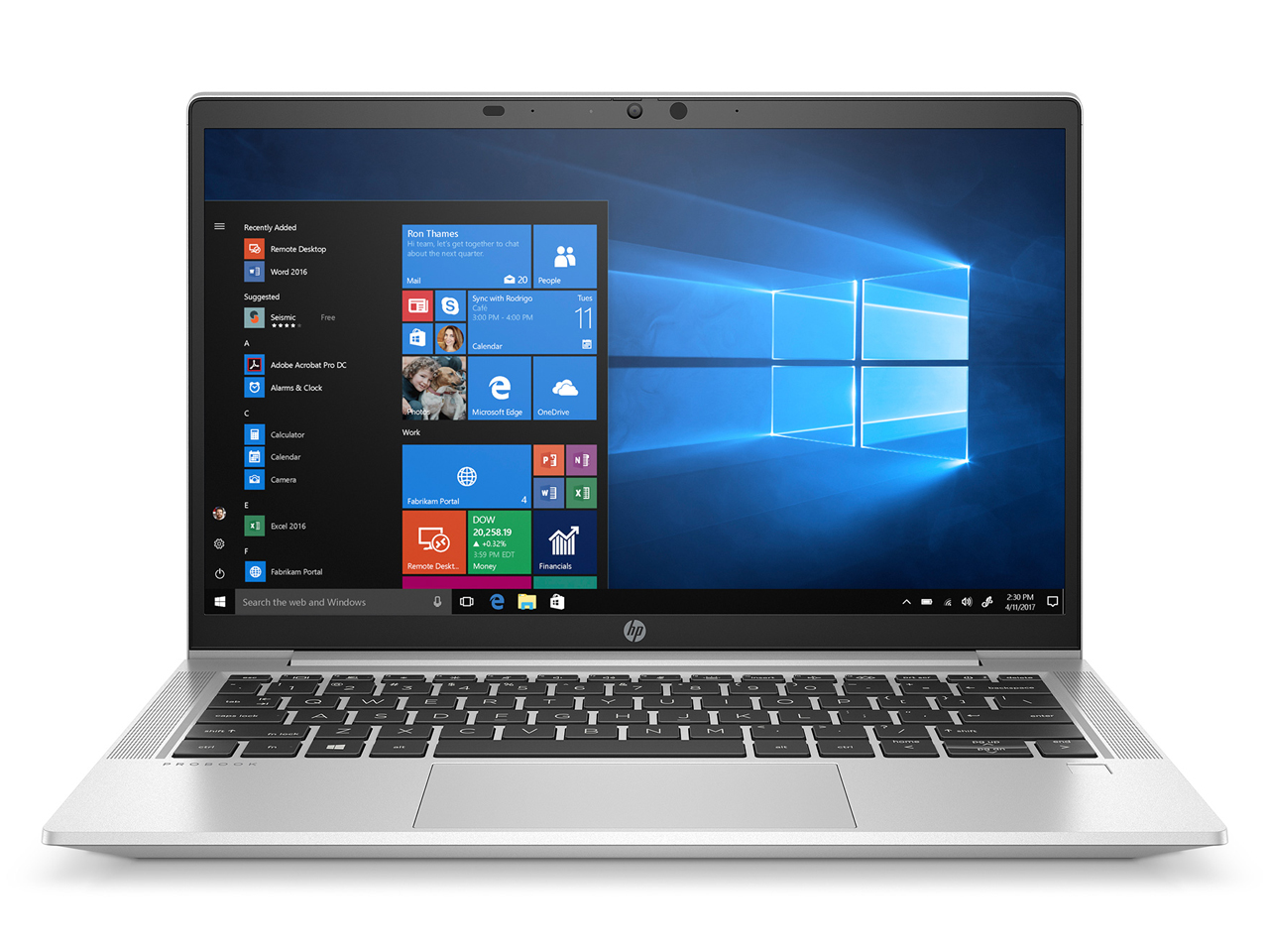 ProBook 635 Aero G7 Notebook PC Ryzen 5 4500U/8GBメモリ/256SSD/Windows 10 Home スタンダードモデル
