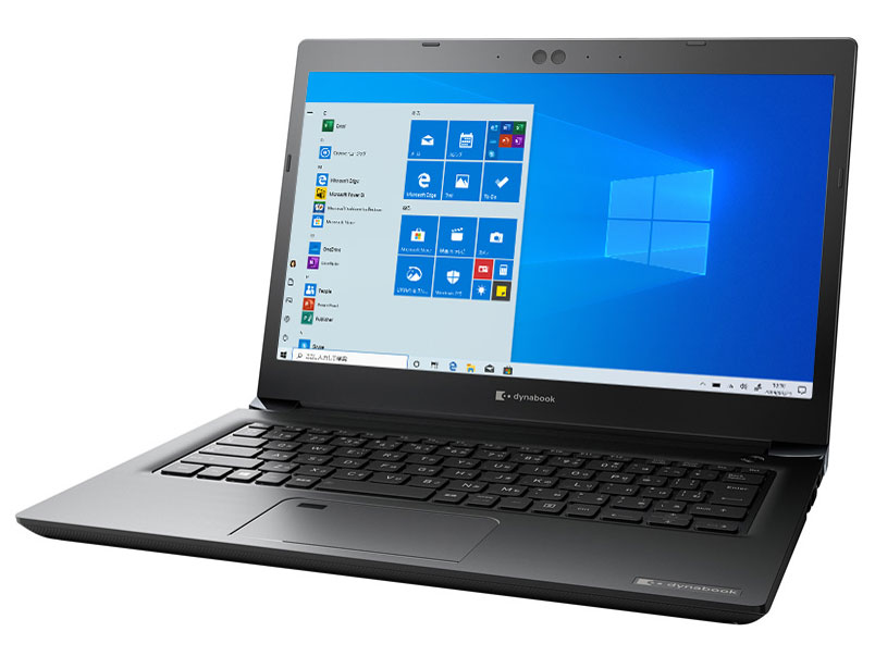 dynabook SZ/MSB 価格.com限定 W6SZMS3JAB-K 13.3型フルHD Core i3 10110U 256GB SSD Officeなし